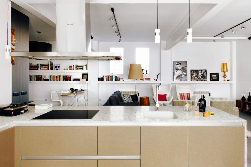 La carpintería en Elche Madecor hará la cocina de tus sueños con los mejores materiales como el mármol Silestone